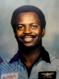 Ronald Erwin McNair, Ph.D.